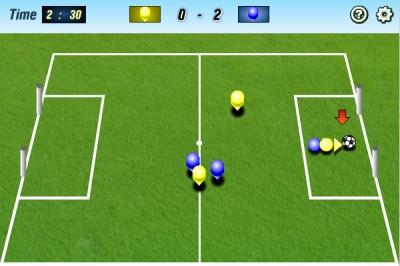 Soccer 1.6.2 screenshot