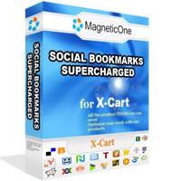 Social Bookmarks X-Cart Mod 4.0.3 screenshot
