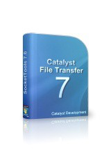 SocketTools File Transfer 8.0 screenshot