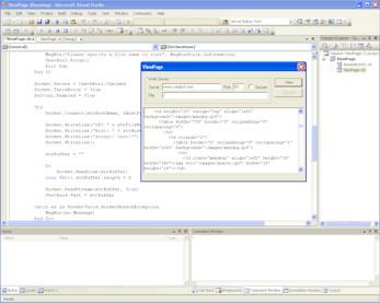 SocketTools Scripting Edition 6.0 screenshot