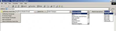 Softlookup Search Toolbar 1.01 screenshot