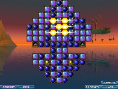 Solid Spheres Deluxe 1.5 screenshot