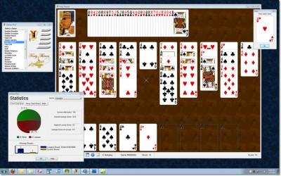 Solitaire Plus! 3.0 screenshot