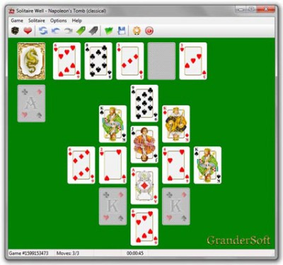 Solitaire Well 1.6.1.215 screenshot