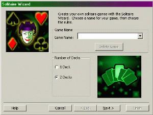 Solitaire Wizard 2.1.0 screenshot