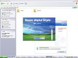 Sonic Alpha Style VB ActiveX Control 1.0.1 screenshot