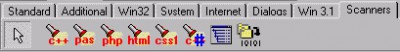 Source Code Scanners for C++ Builder 6 4.0 Std screenshot