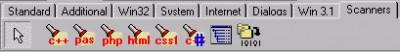 Source Code Scanners for Delphi 5 4.0 Std screenshot