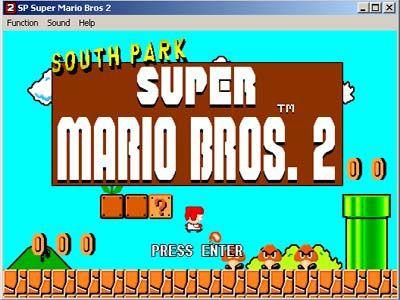 South Park Mario Adventure 2.1 screenshot