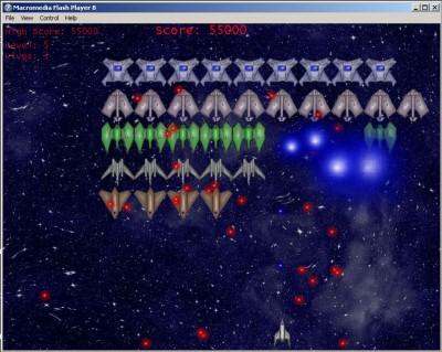 Space Alien Invaders 1.0 screenshot