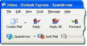 SpamArrow 1.20 screenshot