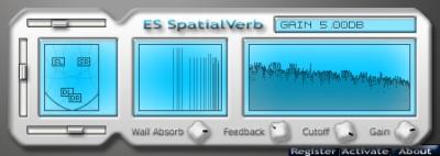 SpatialVerb VST 5.7.2 screenshot