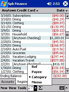 Spb Finance  screenshot