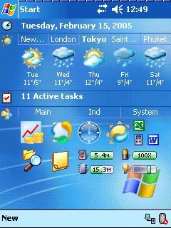 Spb Weather  screenshot