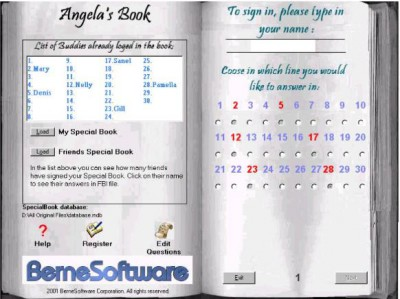 SpecialBook 4.0 screenshot