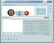Speed iPod Video Converter + DVD to iPod Suite 2.1.38 screenshot
