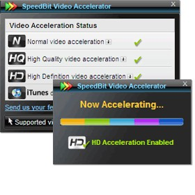 Speedbit Video Accelerator 3.3.8.0 screenshot