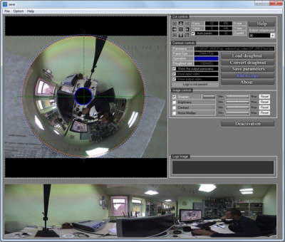 Spherical Panorama 360 Still Photo Publisher 2.01 screenshot