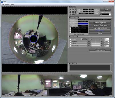 Spherical Panorama 360 Still Photo Publisher 2.01 screenshot
