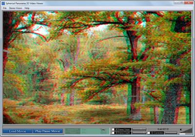 Spherical Panorama 3D Stereo Video Viewer 7.01 screenshot