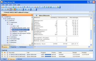 Spices.Net Suite 5.17.4.3 screenshot