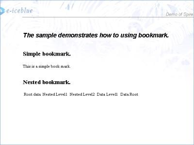 Spire.Doc for WPF 4.5.16 screenshot