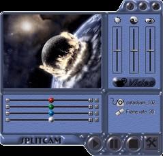 SplitCamVideo Virtual Driver 3.05 screenshot