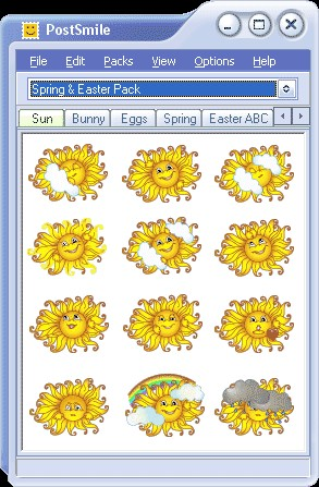 Spring and Easter Collection for PostSmile 6.3 screenshot