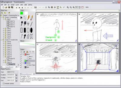 Springboard 1.03 screenshot