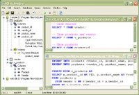 SQLite Analyzer 3.0.4.27 screenshot