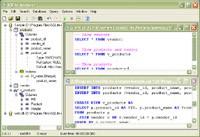 SQLite Analyzer 3.0.4.27 screenshot