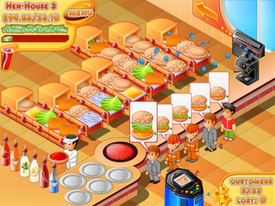 Stand OFood 1.09 screenshot