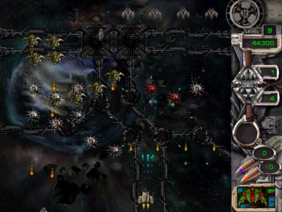 Star Defender II 1.15 screenshot