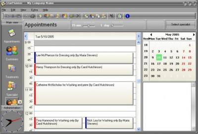 StarPlanner 1.5 screenshot