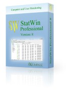 StatWin Professional 9.0 screenshot