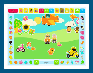 Sticker Book 1.00.44 screenshot