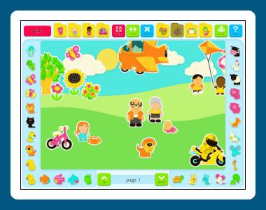 Sticker Book 1.00.86 screenshot