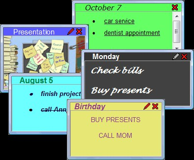 Sticker Lite (Sticky Notes Free) 5.1 screenshot