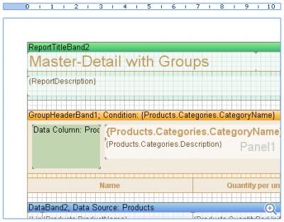 Stimulsoft Reports.Fx for Java 2015.1 screenshot