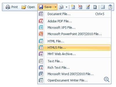 Stimulsoft Reports.Net 2015.1 screenshot