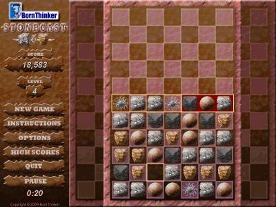 Stonecast 1.0 screenshot