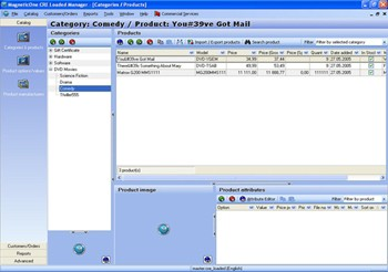 Store Manager for CRELoaded 1.0 screenshot