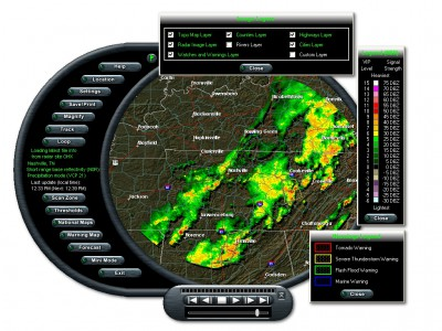 Stormpredator 3.6 screenshot