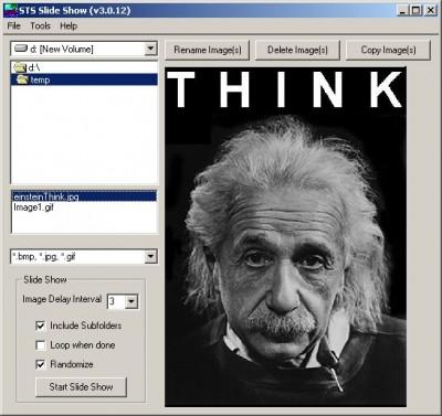 STS Slide Show 3.1.13 screenshot