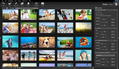 StudioLine Photo Basic 4.2.55 screenshot