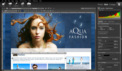 StudioLine Web Designer 4.2.42 screenshot