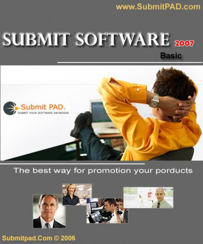 Submit Software Basic 2008 screenshot