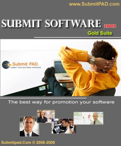 Submit Software Gold Suite 2009 screenshot
