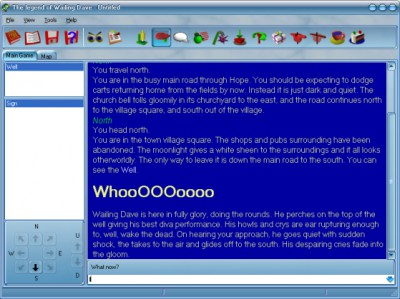SUDS 3 screenshot
