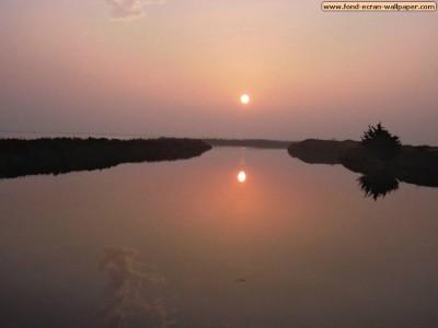 sunset wallpaper. Sunset Wallpaper 1024x768 1.0